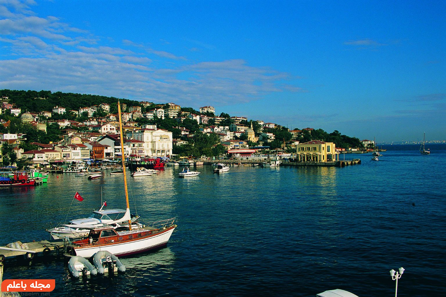 استانبول؛ شهر جزیرههای زیبا و تفریحات هیجانانگیز