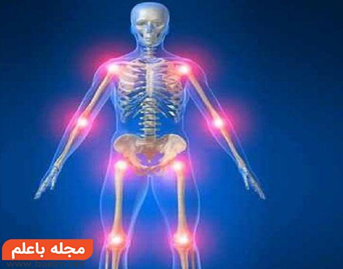 درمان خانگی درد مفاصل,درمان گیاهی درد مفاصل,آرتریت روماتوئید جوانان و کودکان