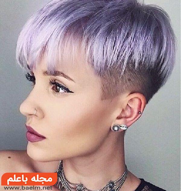عکسهای مدل موی زنانه,مدل موی دخترانه برای جشن و مهمانی,مدل ساده و جذاب