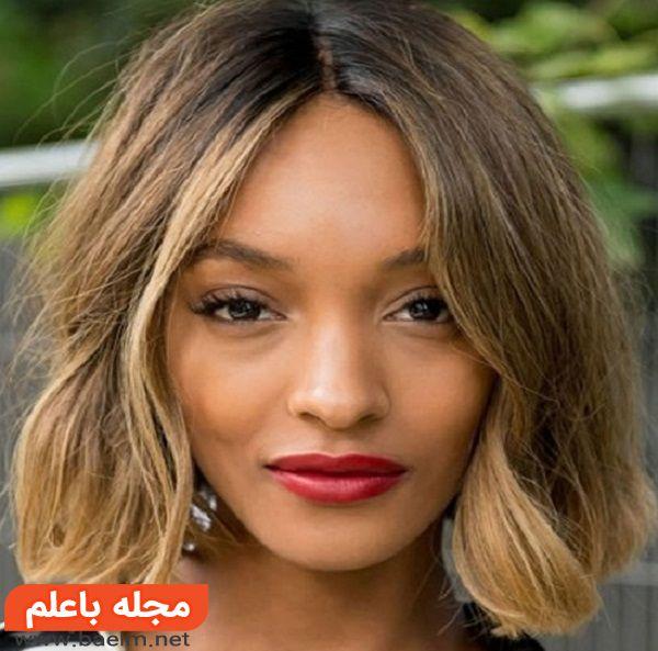 مدل موی کوتاه زنانه,مدل موی کوتاه فشن و رنگی مجلسی,انواع مدل موی کوتاه زنانه