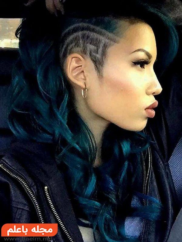 جذابترین و زیباترین و جدیدترین و شیک ترین مدل موی کوتاه دخترانه و زنانه