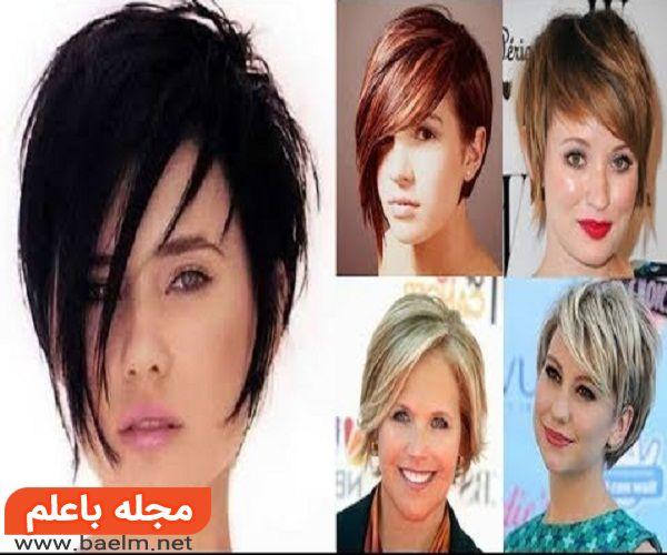 موی کوتاه زنانه,موی کوتاه دخترانه فشن,مدل مو,مدل موی کوتاه,مدل موی فشن