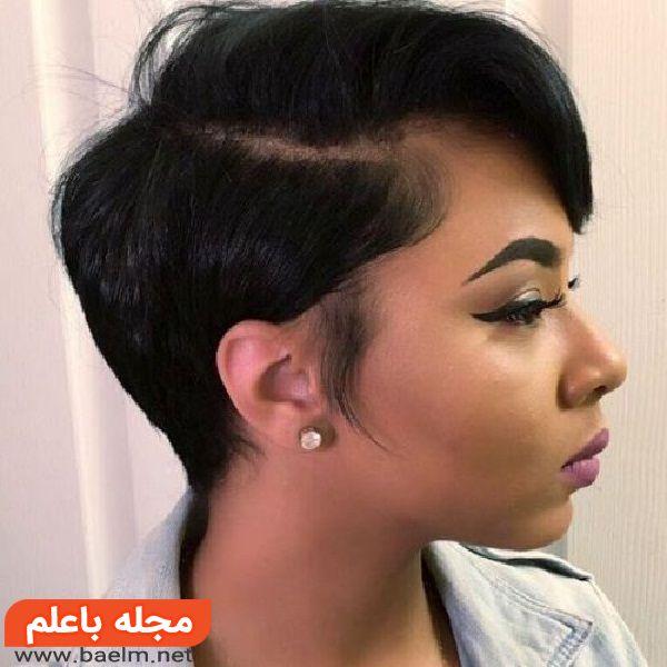 جدیدترین مدل مو کوتاه و بلند دخترانه 2018,شیک ترین مدل بافت مو, رنگ مو