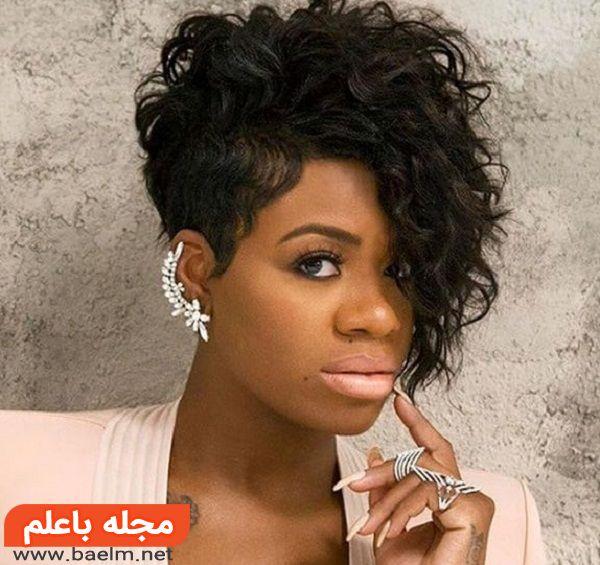 مدل مو کوتاه دخترانه,انواع مدل موی کوتاه,تصاویر مدل مو زنانه,جدیدترین مدل موی کوتاه زنانه