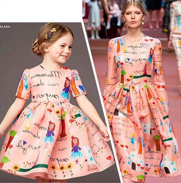 مدل لباس بچه گانه دختر 2018,انواع مدل لباس دخترانه 97,مدل لباس بهاری بچه گانه برای دختر