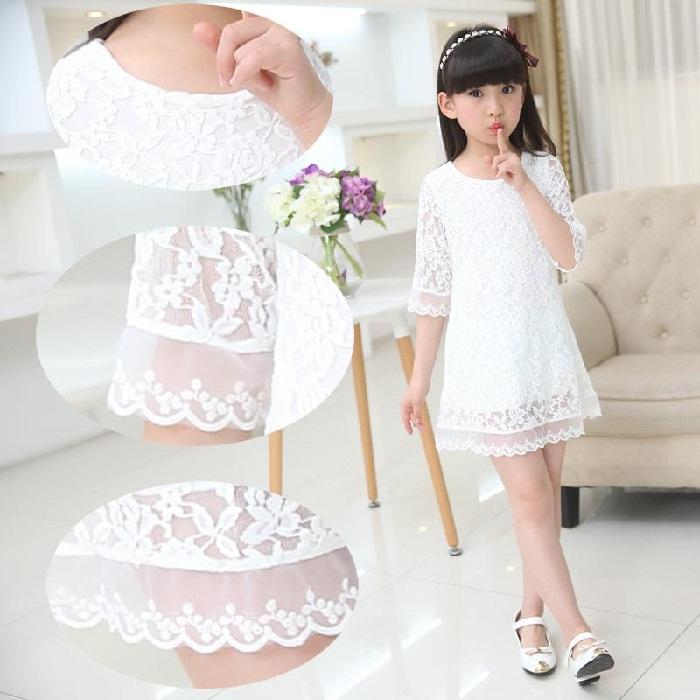 مدل لباس گیپور بچه گانه دخترانه,مدل لباس گیپور بچه گانه شیک,انواع لباس مجلسی زیبا و شیک