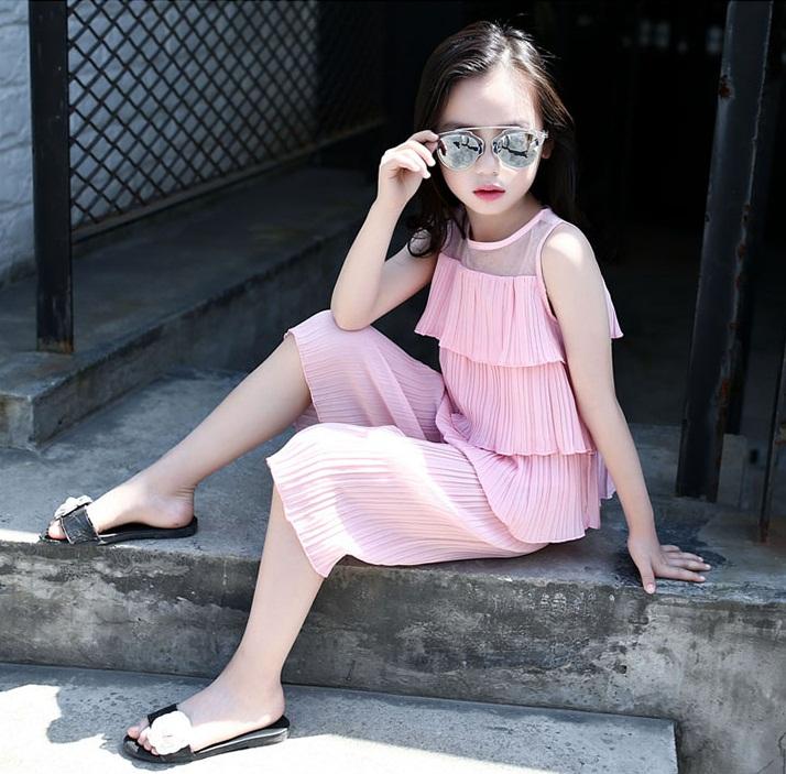 ست لباس تابستانی بچگانه دخترانه،مدل لباس تابستانی بچگانه,زیباترین مدل لباس حریر بچگانه دخترانه