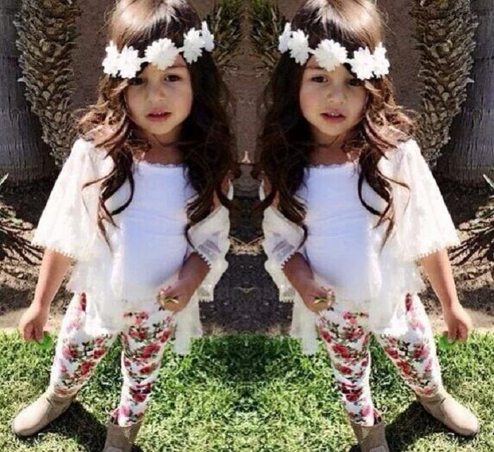 ست بلوز حریر با شلوار گلدار,مدل لباس مجلسی جدید بچگانه دخترانه,انواع مدل جدید لباس