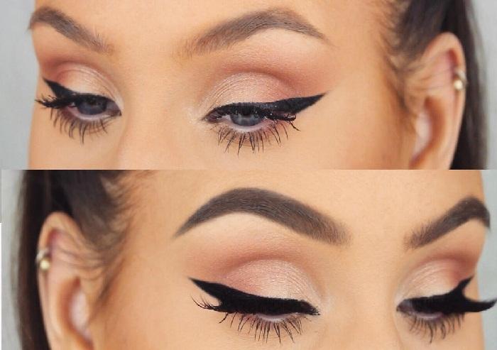 مدل ابرو دخترونه جدید زیبا و مد روز,آرایش چشم و ابرو,مدل سایه چشم,مدل آرایش چشم