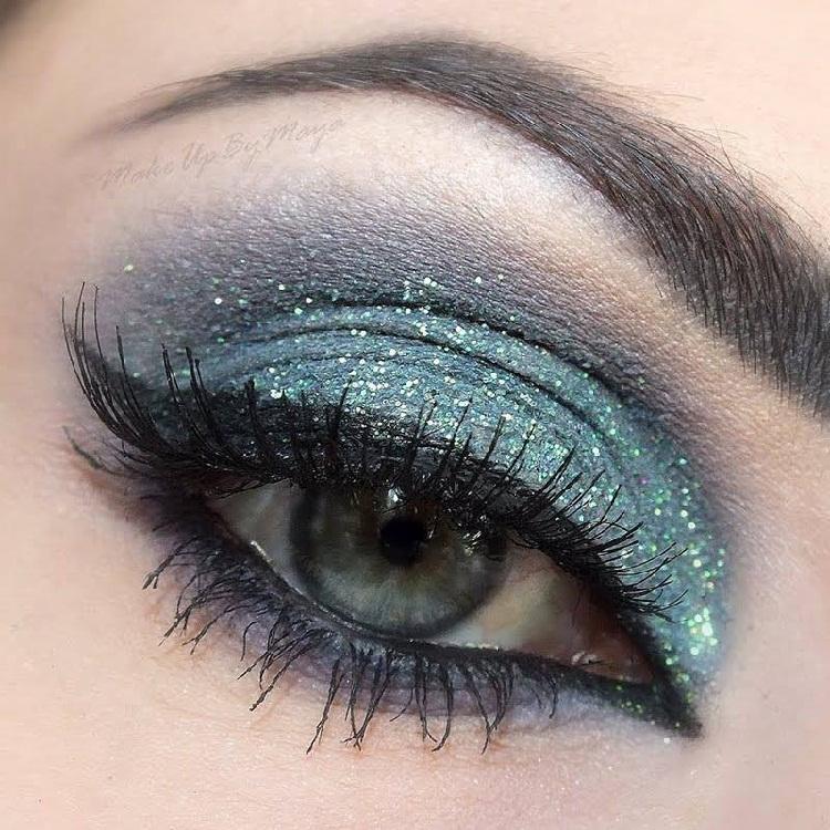 مدل ابرو,سایه برای چشم های درشت,سایه چشم عروس ایرانی,مدل آرایش چشم غلیظ زنانه