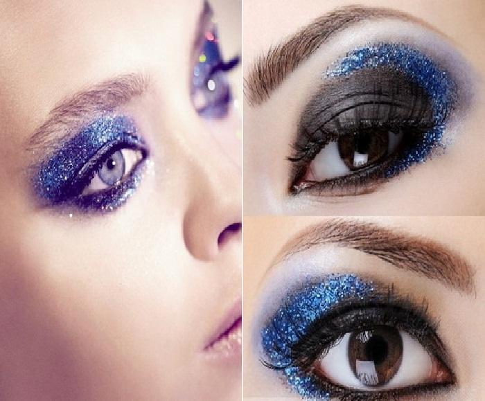 سایه برای چشم ریز,آرایش چشم و ابرو,آرایش چشم و ابروی عروس,مدل ابرو