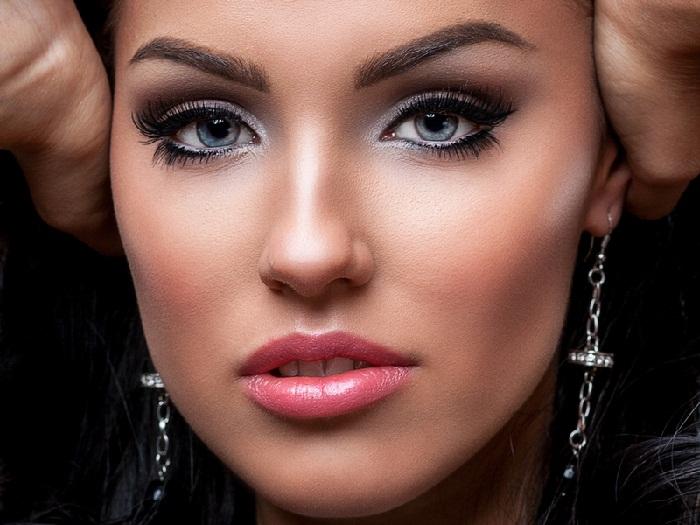 آرایش چشم و ابرو دخترانه,آرایش ابرو,عکس چشم و ابرو خوشگل,بهترین آرایش چشم