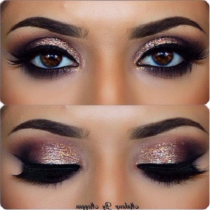 مدل ابروی خاص,مدل ابروی تخت,آرایش سایه چشم زنانه,بهترین مدل آرایش ابرو و چشم