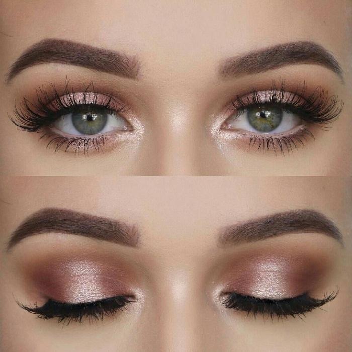 مدل سایه چشم,مدل آرایش چشم,مدل ابرو دخترانه,مدل ابرو دخترانه اسپرت