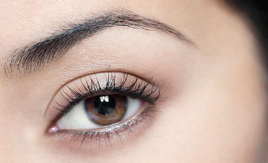 مدل جدید ابرو 2018,عکس مدل ابرو ساده و نازک,آرایش ساده چشم دخترانه 97