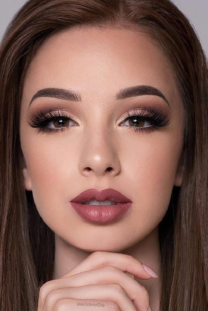 آرایش چشم مجلسی,مدل ابرو نازک و بسیار زیبای دخترانه و زنانه به سبک هالیوودی