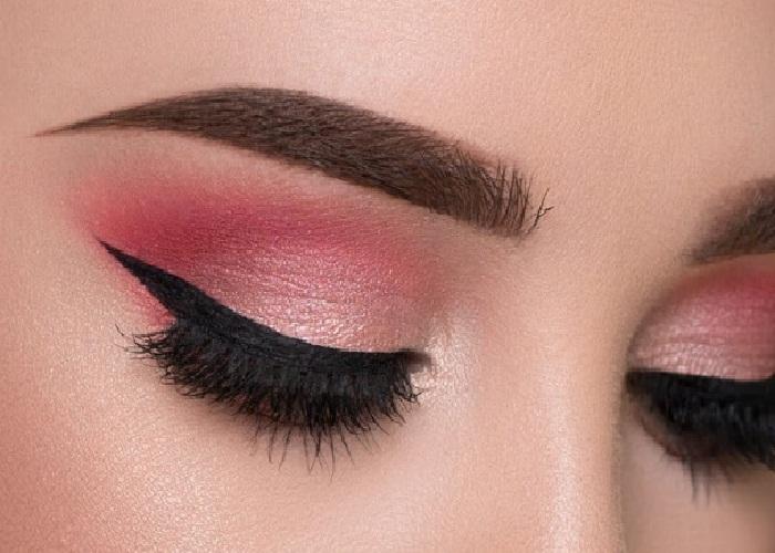 مدل ابرو پهن و بلند دخترانه,آرایش چشم مجلسی,مدل سایه چشم زنانه,ابروی اسپرت