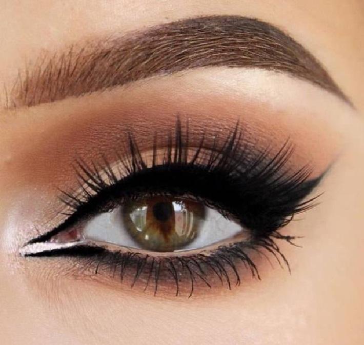 مدل آرایش چشم,عکس جدید آرایش سایه چشم دخترانه,مدل جدید ابرو,عکس مدل ابرو