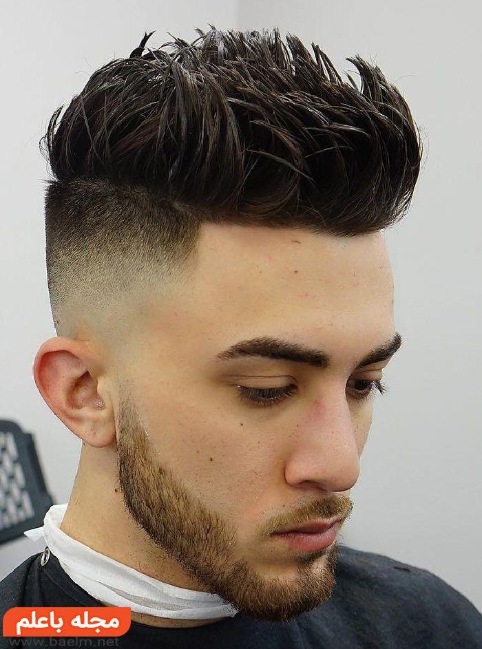 جدیدترین مدل آرایش موی مردانه و پسرانه 2018,کوتاه,بلند,فشن,خامه ای,آلمانی