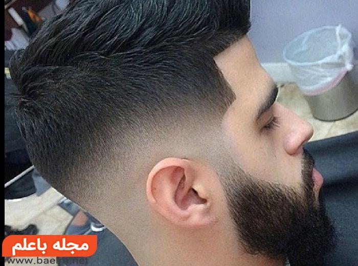 مدل مو مردانه برای صورت گرد ,مدل مو مردانه کوتاه ,مدل مو مردانه جذاب,مدل مو مردان