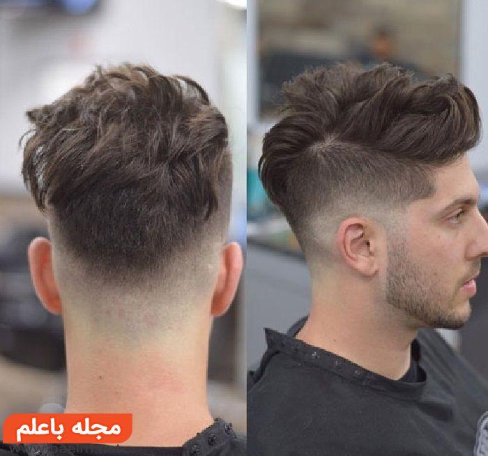 جذاب ترین مدل موی کلاسیک,مدل موهای زیبای مردانه,مدل مو خامه ای مردانه و پسرانه