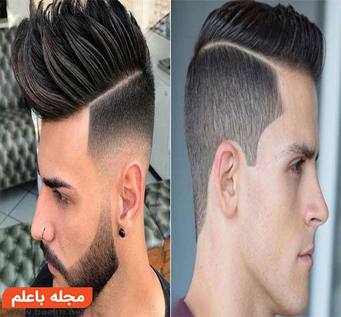 مدل موی مردانه آلمانی,آرایش موی مردانه ساده و مجلسی,مدل موی مردانه ایرانی