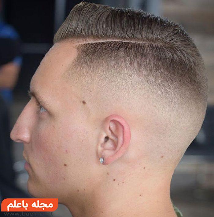 جدیدترین انواع مدل موی مردانه,مدل فشن,مدل مجلسی و ساده ایرانی و اروپایی 2018