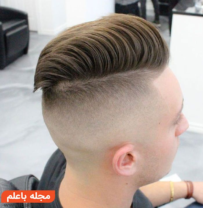 آرایش جذاب مدل موی مردانه ایرانی,مدل موی مردانه کوتاه,مدل مو مردانه کلاسیک