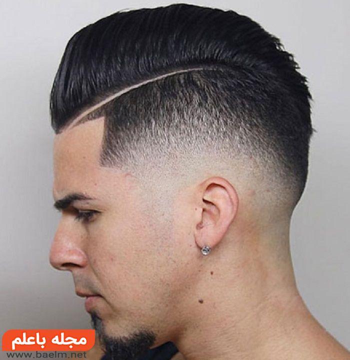 مدل موی خامه ای مردانه,مدل مو خامه ای بلند و کوتاه پسرانه و مردانه شیک 2018