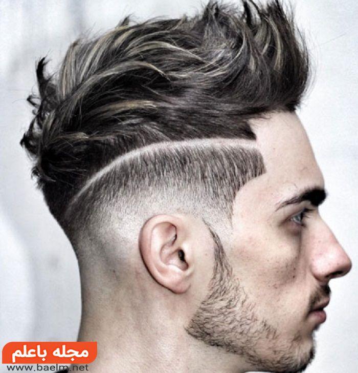 انواع مدل موی مردانه,مو مردانه کوتاه,مدل مو پسرانه و مردانه بلند,مدل مو ساده