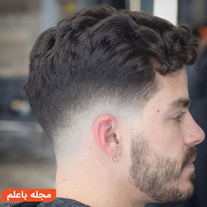 انواع اسم مدل موی مردانه،راک،آلمانی،عقابی،چتری،فرق کج،حجیم ساده،تیغ تیغی،مکعبی