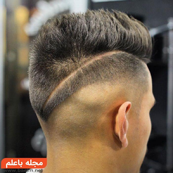 گالری عکس مدل مو کوتاه مردانه,مدل موی جذاب,مدل موی خامه ای جدید و خفن طرح و مدل نو