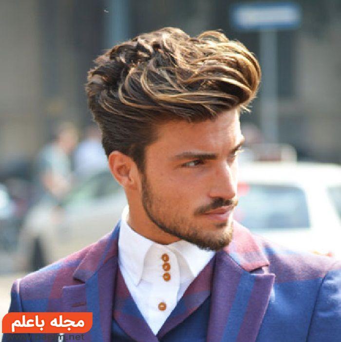 جدیدترین مدل موهای پسرانه و مردانه پرطرفدار,انواع آرایش موی پسرانه و مردانه