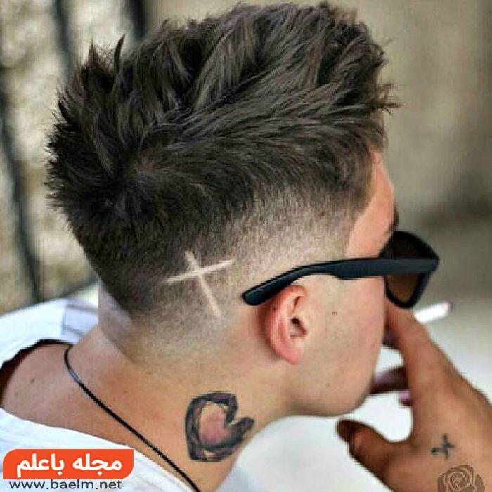 تصاویری از انواع مدل موی آلمانی جدید پسرانه و مردانه با جدیدترین متدهای کوتاهی مو