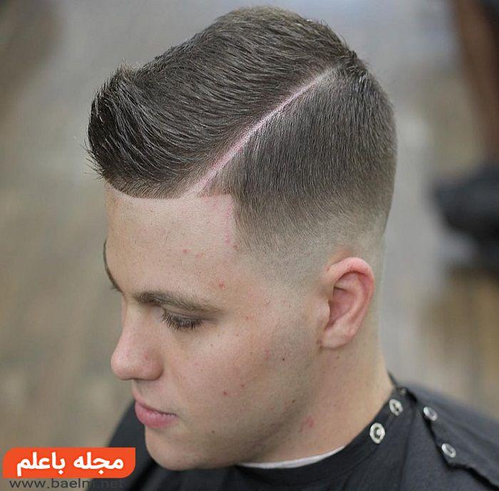 مدل مو پسرانه کلاسیک,مدل مو ساده ایرانی,مدل مو خامه ای,مدل مو مردانه جدید,مدل مو مردانه