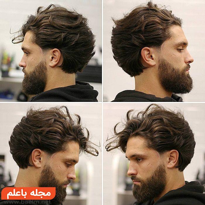 مدل موی اسلامی مردانه 97,مدل موی پسرانه 2018,مدل مو مردانه خامه ای