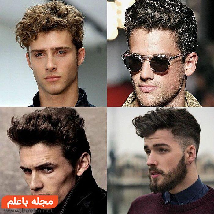 مدل مو 2018 مردانه,مدل مو مردانه پسرانه 2018 مدل موی خامه ای جدید