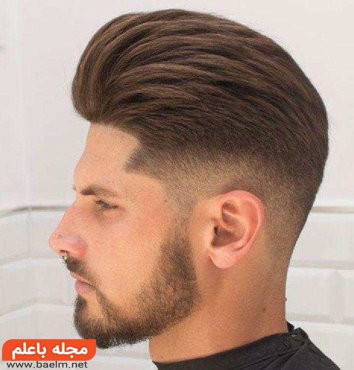 مدل مو پسرانه ایرانی کوتاه
