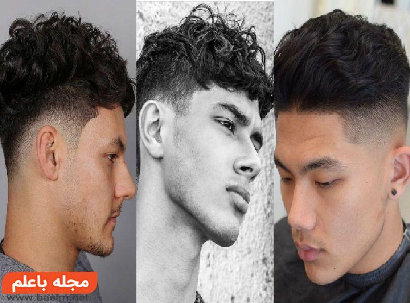 مدل مو مردانه پسرانه 2018,مدل موی خامه ای جدید شیک کوتاه و ساده مردانه 97
