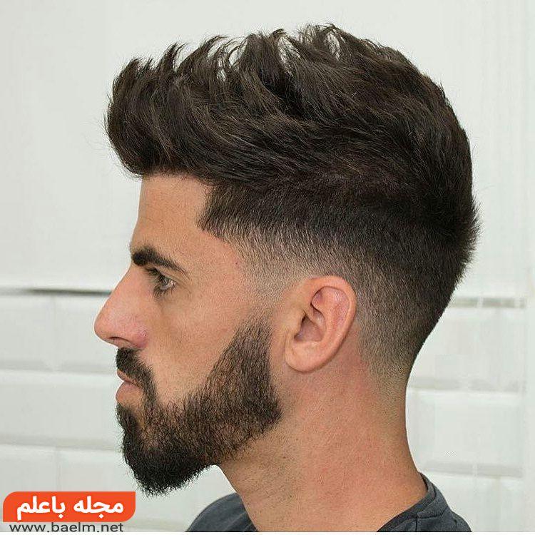 مدل مو مردانه خامه ای,مدل مو مردانه ساده و شیک,مدل مو مردانه ایرانی و اروپایی 2018