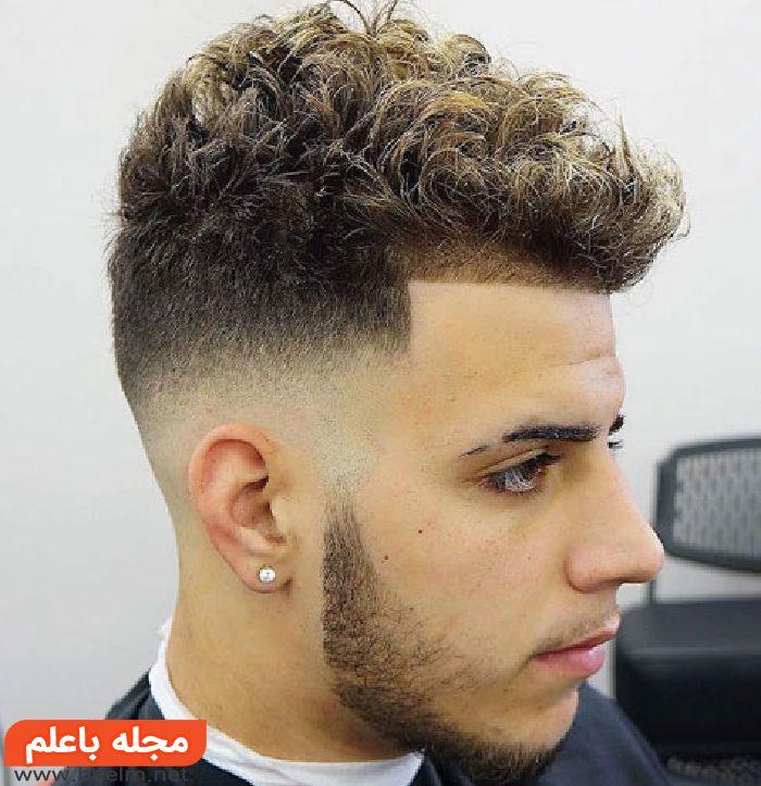 مدل موی اسلامی مردانه,مدل موی پسرانه 2018,مدل مو مردانه خامه ای و مدل آلمانی