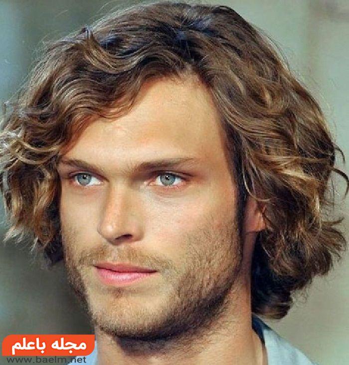موی پسرانه بلند,مدل موی اسلامی مردانه,مدل موی پسرانه 2018,مدل مو مردانه خامه ای