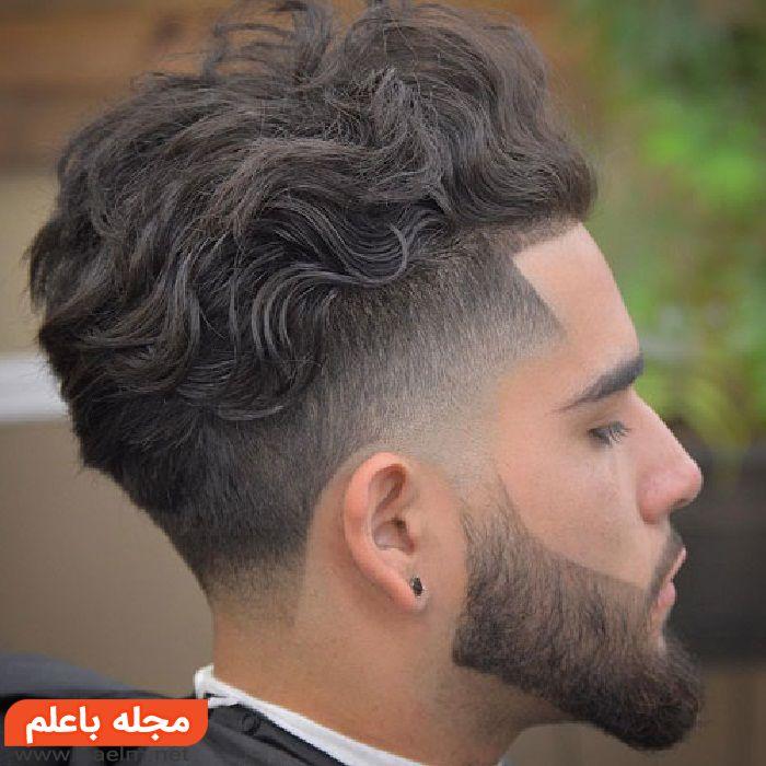 آرایش موی مردانه 2018,مدل موی مردانه کوتاه,مدل مو مردانه کلاسیک 97