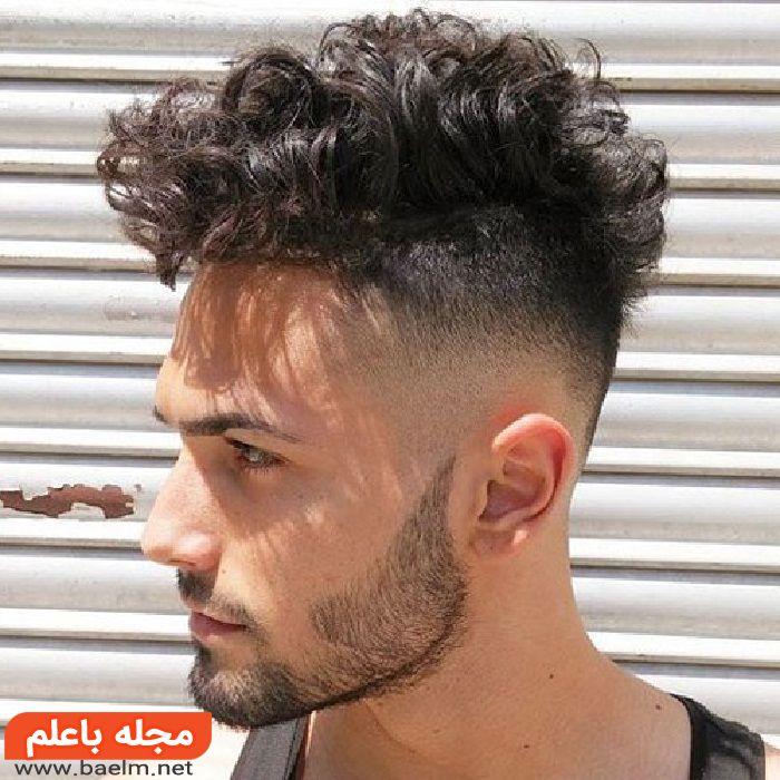 مدل موی کوتاه و ساده مردانه 97,گالری عکس مدل موی کوتاه پسرانه,انواع آرایش مو2018