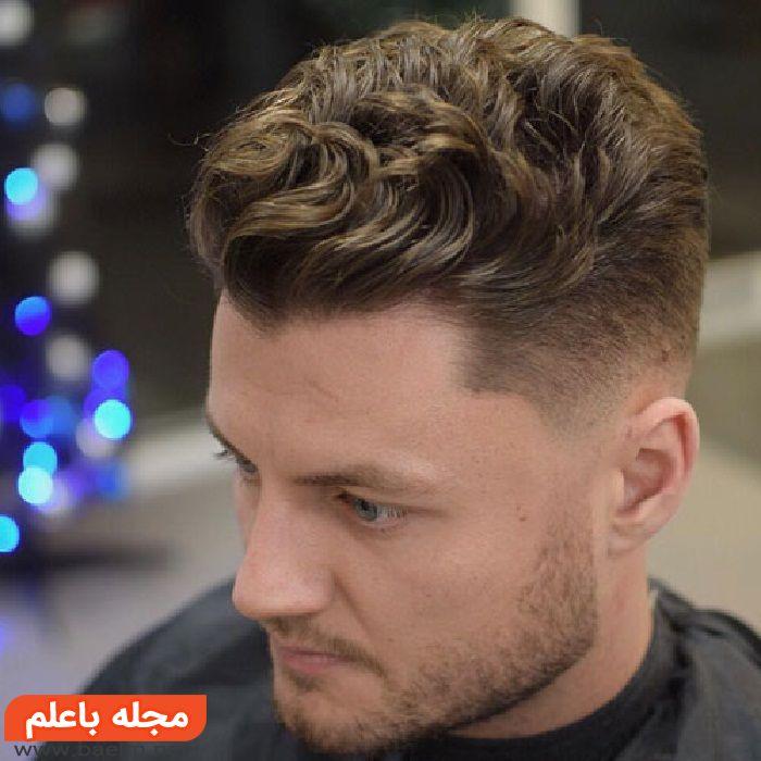 مدل مو مردانه پسرانه 2018,مدل موی خامه ای جدید شیک,مدل موی کوتاه و ساده مردانه 97