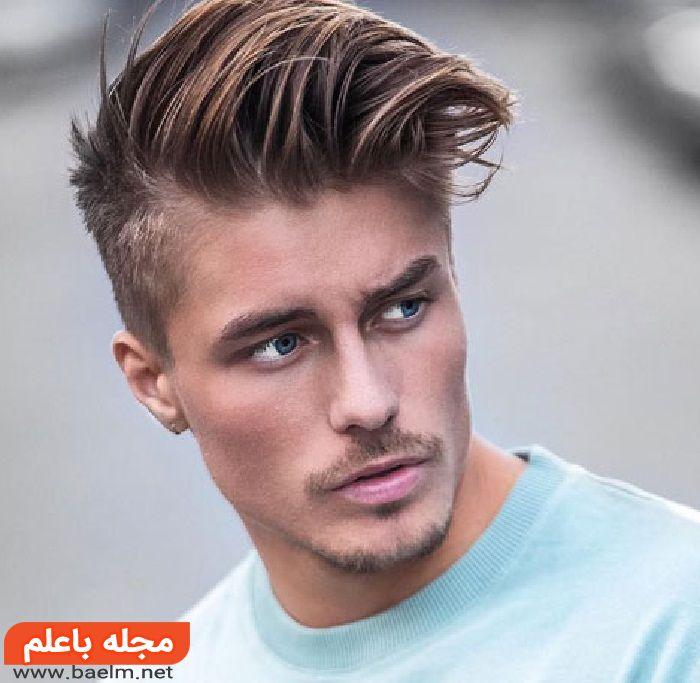 موی فشن مردانه 97,مدل مو فشن بلند و کوتاه پسرانه و مردانه شیک 2018
