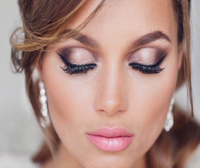 مدل آرایش و میکاپ عروس,آرایش و زیبایی,مدل ابرو,عکس مدل آرایش صورت زیبا سال 2018