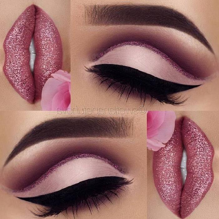 جدیدترین میکاپ صورت,مدل آرایش صورت,مدل آرایش چشم,مدل ابرو,آرایش شیک صورت