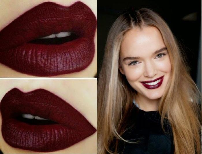 جدیدترین مدل آرایش و میکاپ صورت,مدل ابرو,مدل آرایش غلیظ,مدل و رنگ رژ لب زیبا