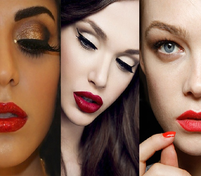 جدیدترین مدل آرایش چشم,مدل جدید آرایش چشم و ابرو,آرایش لب,جذابترین مدل میکاپ عروس